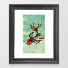R.I.P. Jeremías Framed Art Print