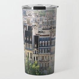 Paris landscape Travel Mug