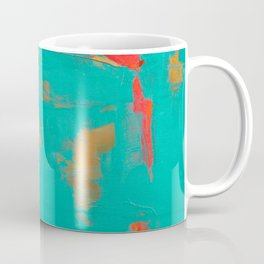 Somewhere in the World Coffee Mug