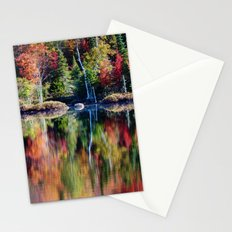 Autumn in New York Stationery Cards