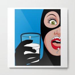 Have Some Milk? Metal Print