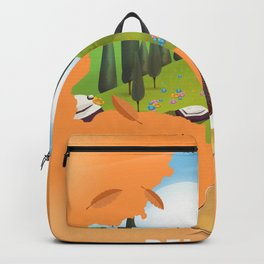 Belarus Backpack