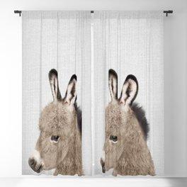 Donkey - Colorful Blackout Curtain