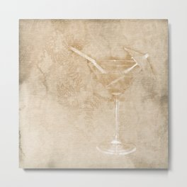 Cocktail hour Metal Print