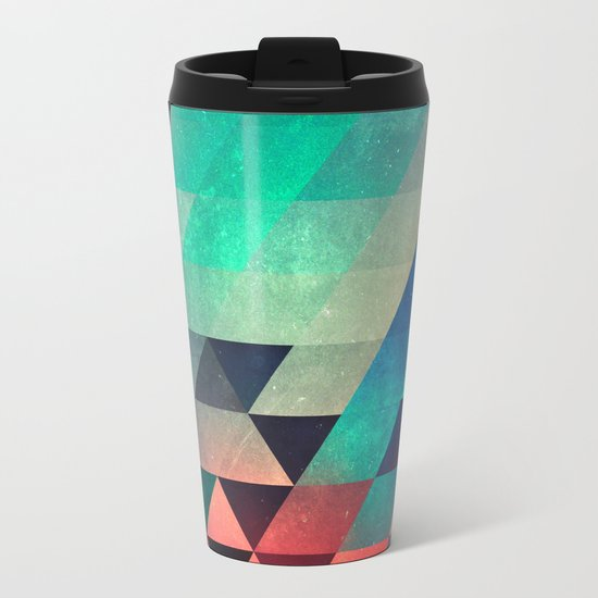 whw nyyds yt Metal Travel Mug