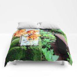 Elemental Exposure Comforters