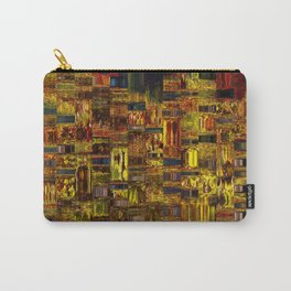 Colors of the City Carry-All Pouch