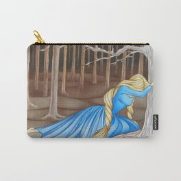 """""""Into the woods"""" (Wild Swans) Carry-All Pouch"""