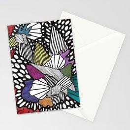 WONKY Stationery Cards