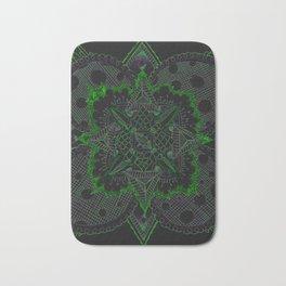 Divine Intention 5: Solar Green Bath Mat
