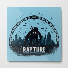 Rapture 1960 Metal Print