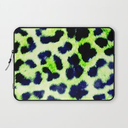 Glamorous Leopard Skin Laptop Sleeve