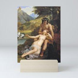Vacanze romane Mini Art Print