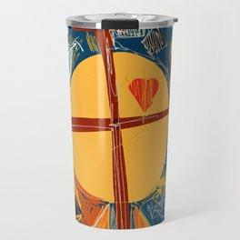 Quiet Heart Travel Mug