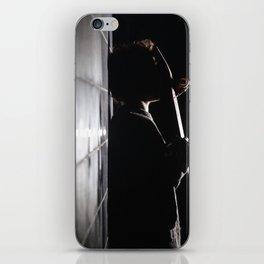 Skateboarding Love iPhone Skin