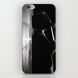 Skateboarding Love iPhone Skin