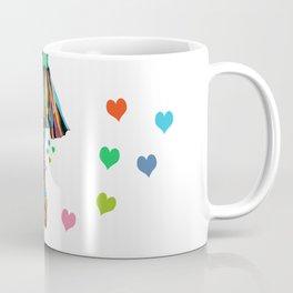 LOVE IS A DANCE Coffee Mug