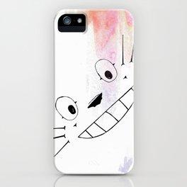 Totoro Love iPhone Case