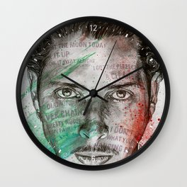 Pretty Noose: Tribute to Chris Cornell Wall Clock