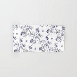Penis Pattern Hand & Bath Towel
