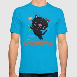 Caturday Series: Kimchi T-shirt