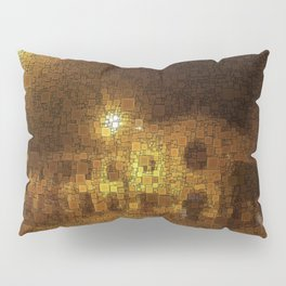 Nocturnal Town Pillow Sham