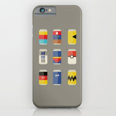 Pop Culture iPhone 6s Slim Case