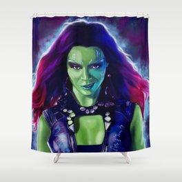 Gamora Shower Curtain
