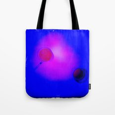 Chic Planet in the Blue Sky Tote Bag