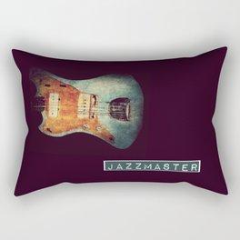 Jazzmaster Rectangular Pillow