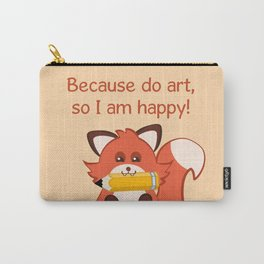 Commisions | foxy artist Carry-All Pouch