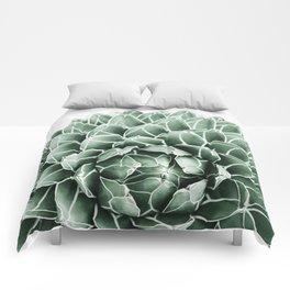 Succulent splendour Comforters