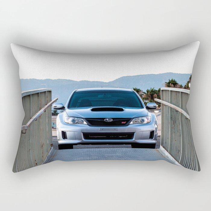 2012 STI Rectangular Pillow