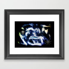 Paobo7g Framed Art Print