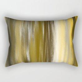 Deep yellow Rectangular Pillow