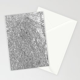 Fluid Drawings I Stationery Cards