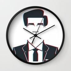 angst Wall Clock