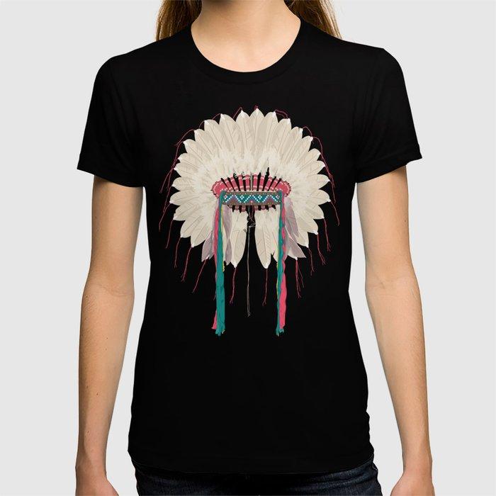 War Bonnet T-shirt