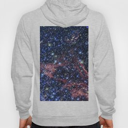 Remains of a supernova explosion. Cassiopeia A Hoody
