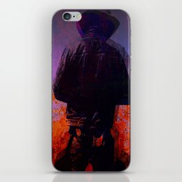 Cowboy 2 iPhone Skin