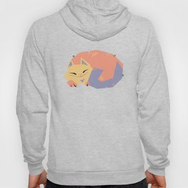Cat bagel Hoody