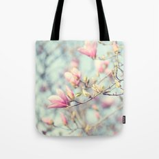 sweet magnolia Tote Bag