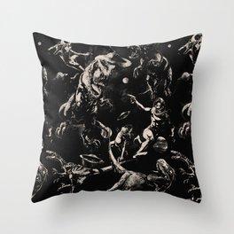 EXTERMINATE Throw Pillow