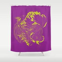Pisces #1 Shower Curtain