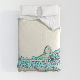 Rio de Janeiro - Pão de Açúcar - Art Comforters
