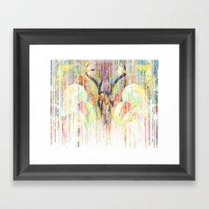 Amalgam Framed Art Print