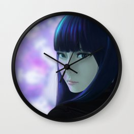 Chiyuki Death Parade Wall Clock