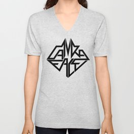 CamRaFace Logo for T-Shirts Unisex V-Neck