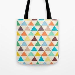 Portland triangles Tote Bag