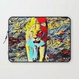 Color Kick -Lion Laptop Sleeve